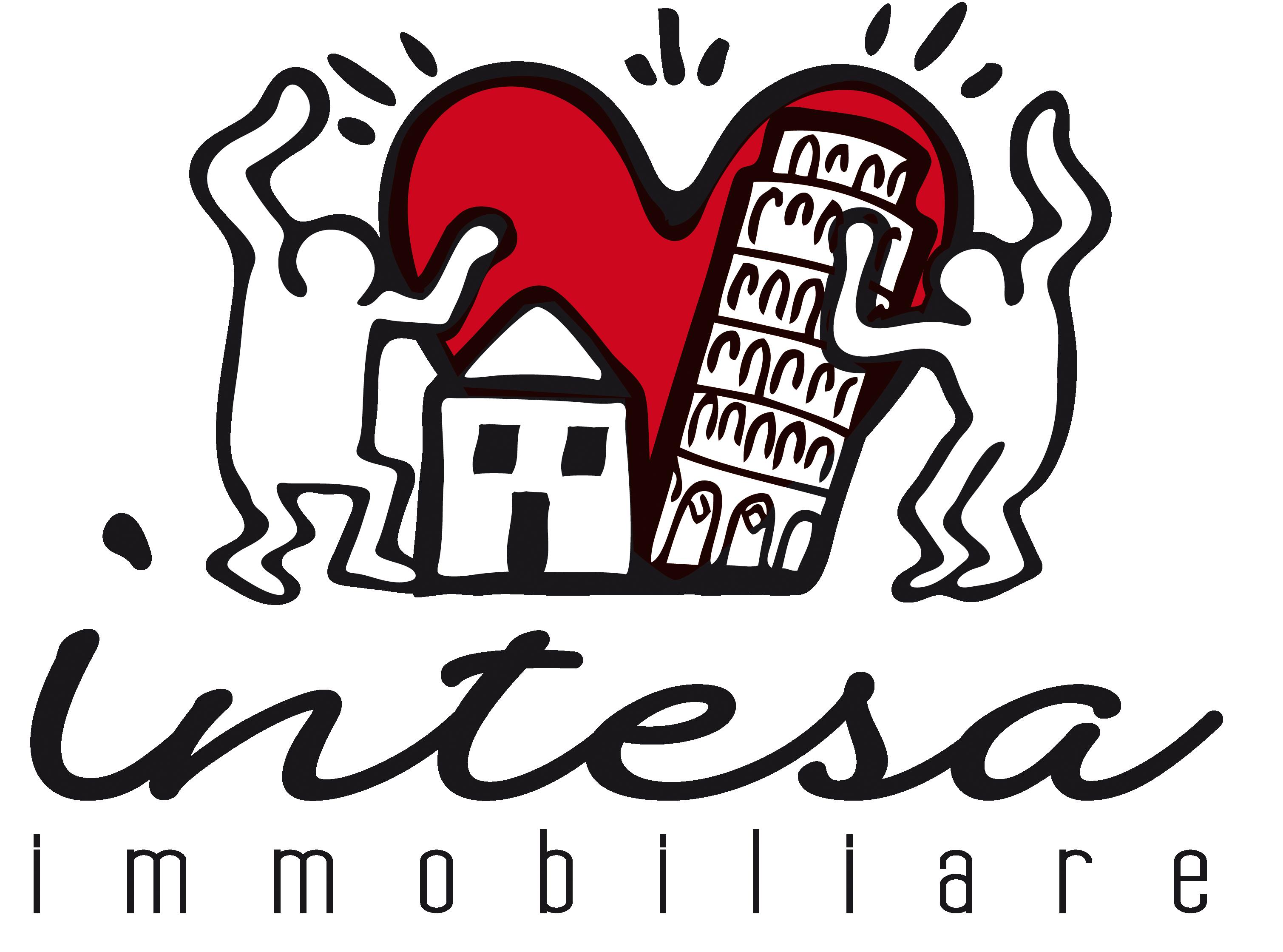 logo Dal 1994 INTESA IMMOBILIARE Stime Immobiliari gratuite in Pisa entro 48 h  ,  vera conoscenza del mercato immobiliare Pisano .Servizi Immobiliari di q