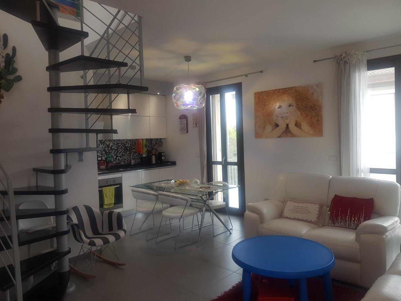 Villetta quadrifamiliare in vendita, rif. 2178