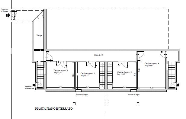 Villetta quadrifamiliare in vendita, rif. 6