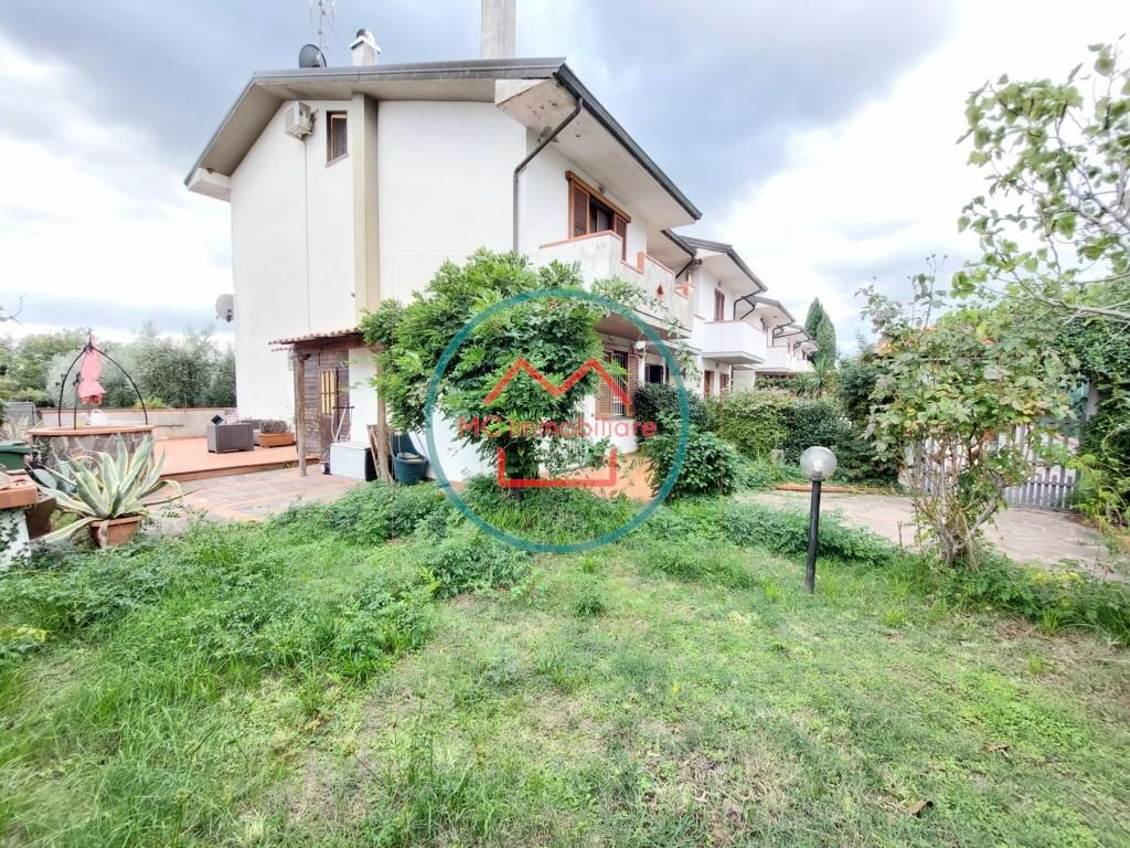 Villetta a schiera angolare in vendita - Pozzarello, Monsummano Terme