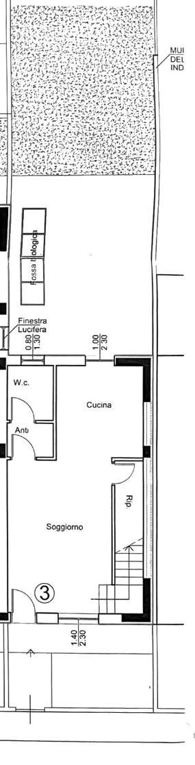 Terratetto in vendita a Montale (PT)