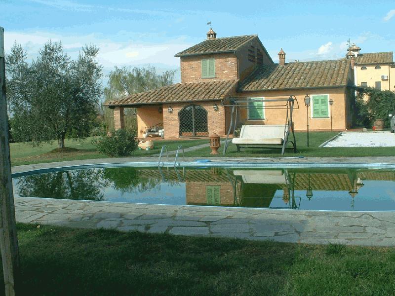 Villa singola - Orentano, Castelfranco di Sotto (1/5)