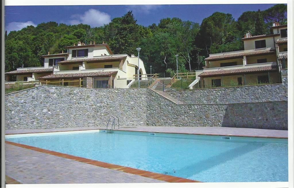 Appartamento in vendita a Riparbella, 2 locali, prezzo € 113.000 | CambioCasa.it
