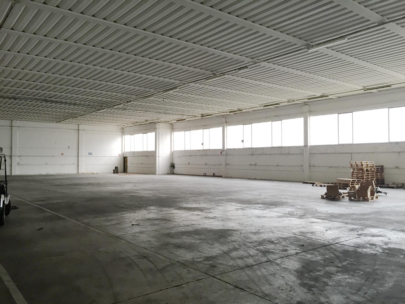 Capannone industriale in vendita a Bientina (PI)