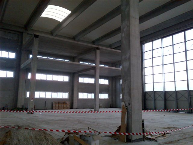 Capannone industriale in affitto, rif. 295