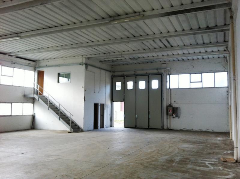 Capannone industriale in affitto a Bientina (PI)