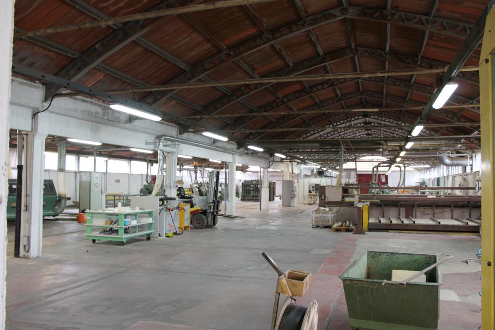 Capannone industriale in vendita, rif. 404