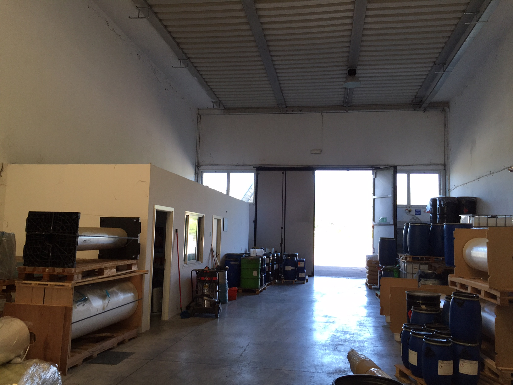Capannone industriale in vendita, rif. 604