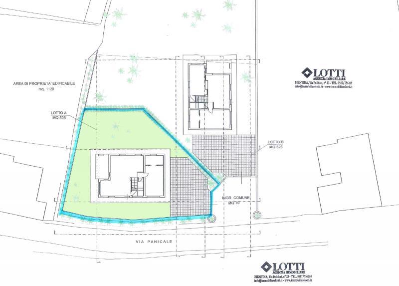 Terreno edif. residenziale in vendita a Buti (PI)