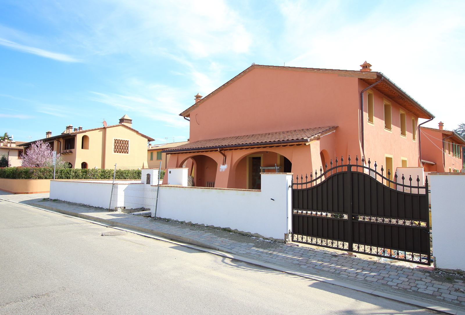 Villetta bifamiliare in vendita, rif. 62