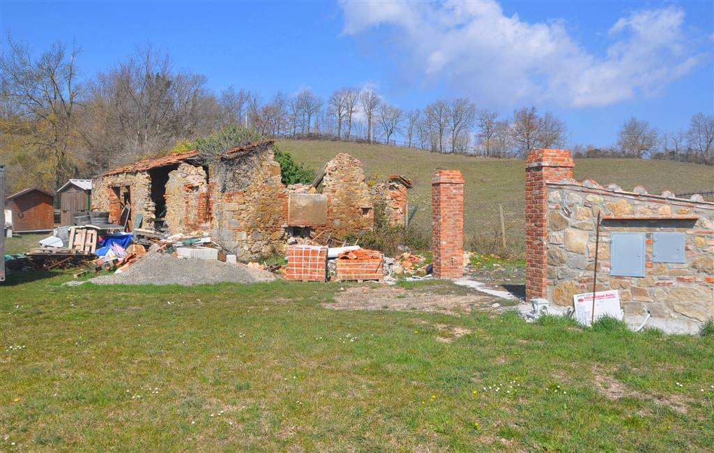 Annesso agricolo in vendita a Montecatini Val di Cecina (PI)