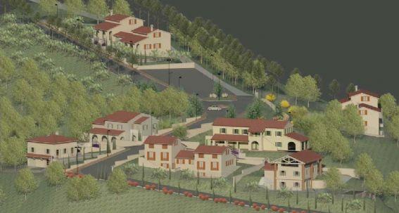 Terreno edif. residenziale in vendita a Fauglia (PI)