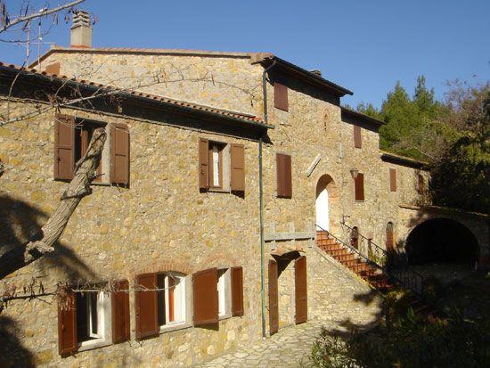 Azienda agricola in vendita a Monteverdi Marittimo (PI)