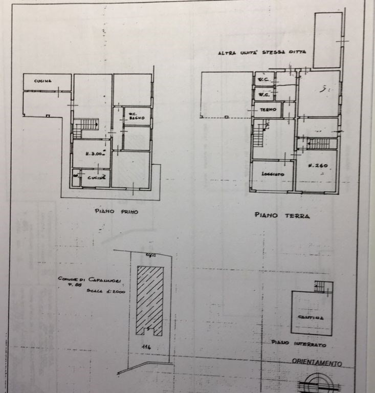Villetta bifamiliare in vendita, rif. 01726/1
