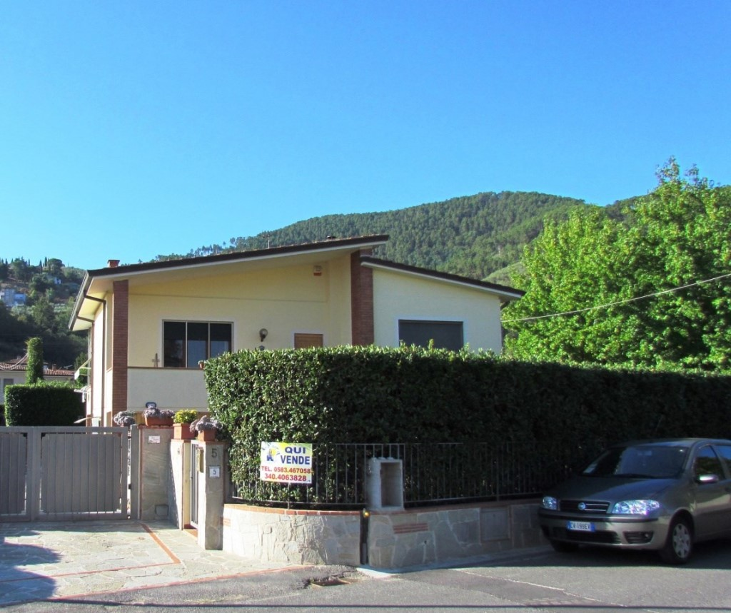 Villa singola in vendita a Castelvecchio, Capannori (LU)