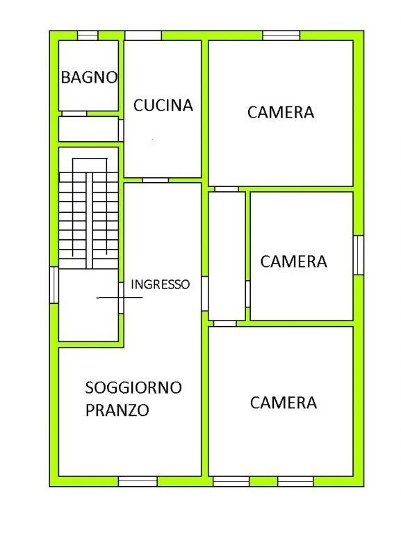 Appartamento in vendita, rif. 02034