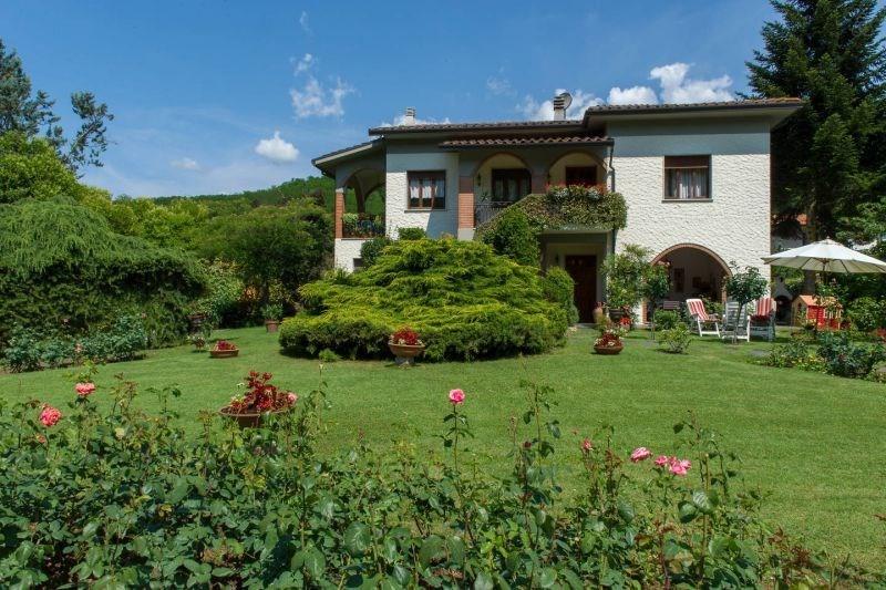 Villa singola in vendita a Monsagrati, Pescaglia (LU)