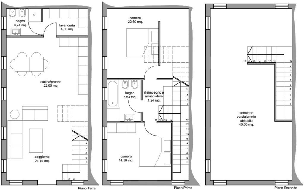 Terratetto in vendita, rif. 01926/2