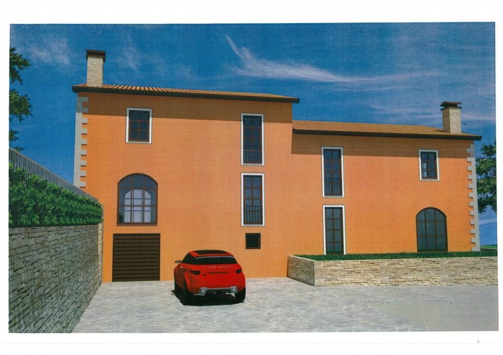 Villetta bifamiliare in vendita, rif. 01966