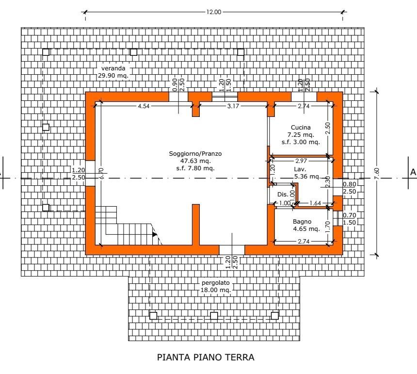 Villa singola in vendita, rif. 01975/1