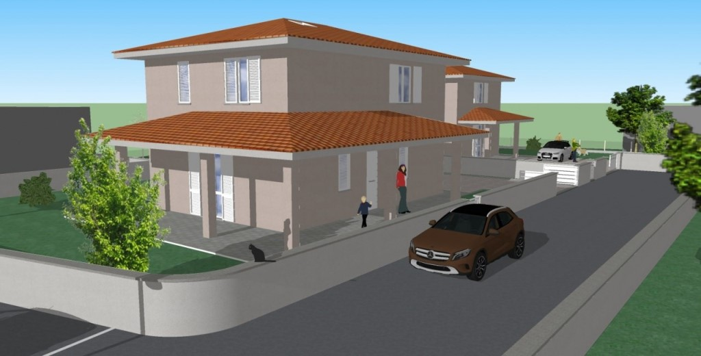 Villa singola in vendita, rif. 01975