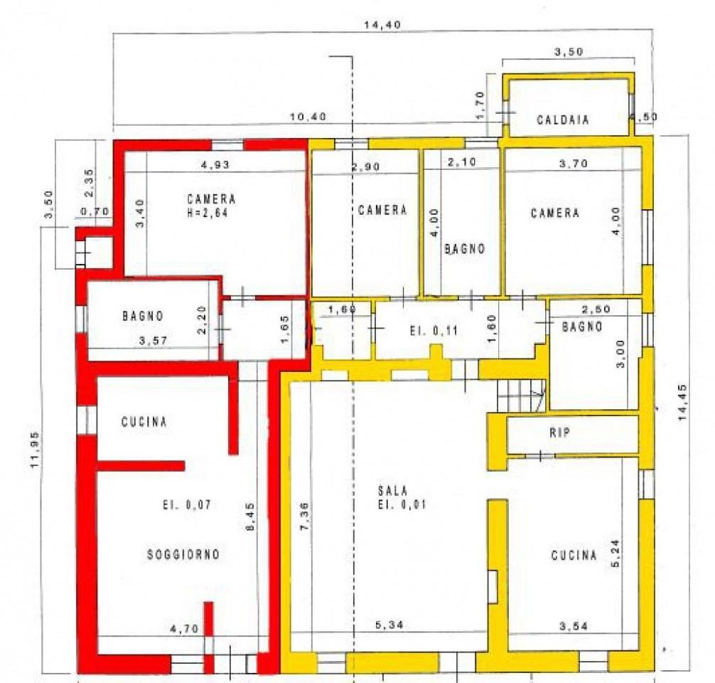 Terratetto in vendita, rif. 01249