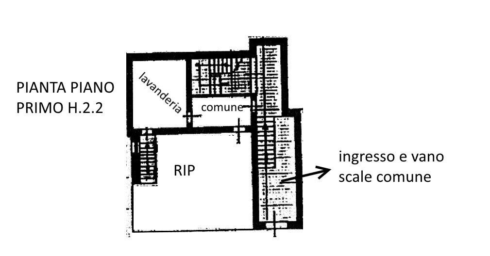 Appartamento in vendita, rif. 01998