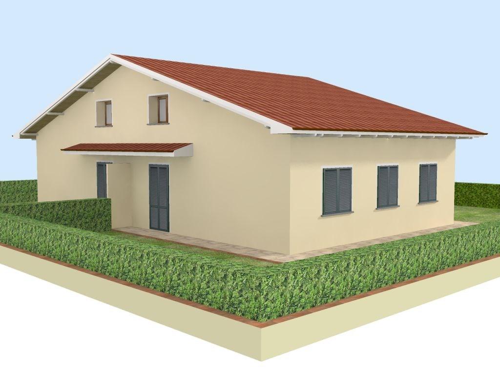 Villetta bifamiliare in vendita, rif. 02031