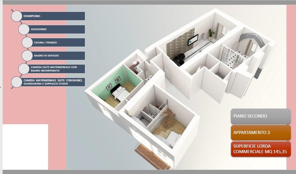 Appartamento in vendita, rif. AP/995