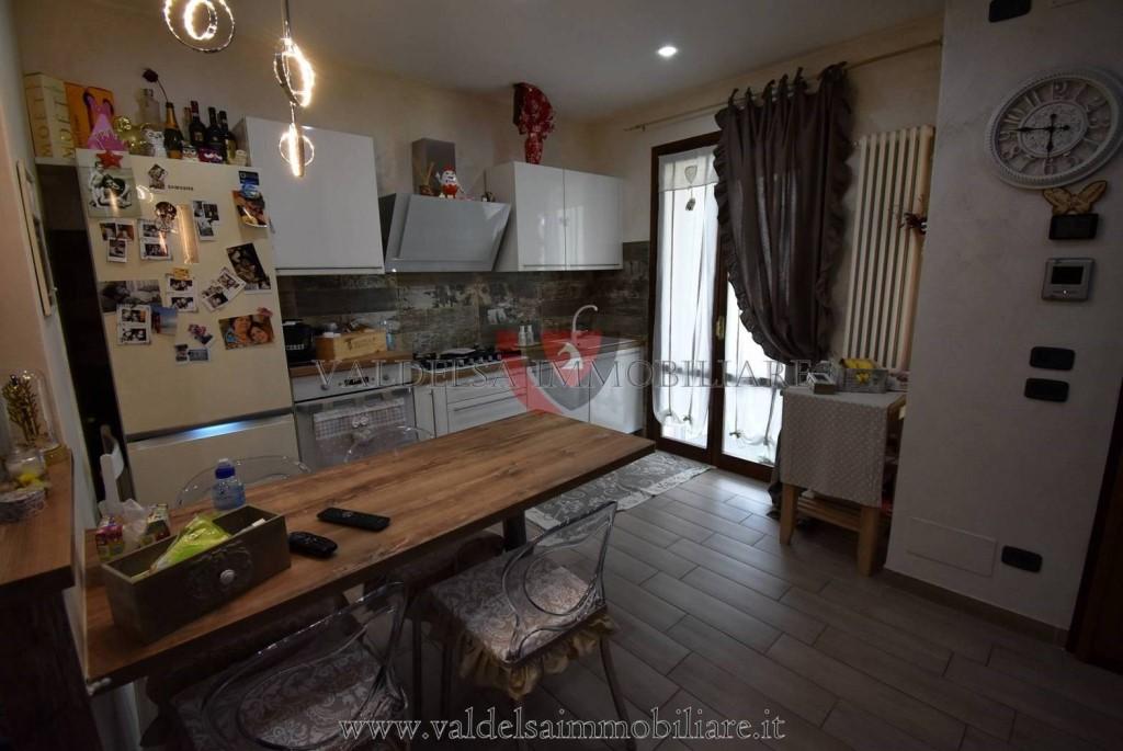 Appartamento in vendita a Castellina Scalo, Monteriggioni (SI)