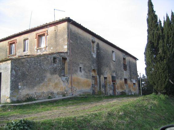 Azienda agricola a Pomarance