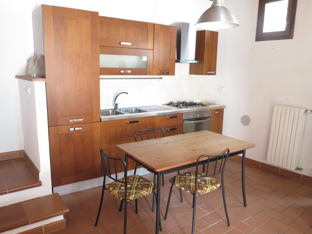 Villa a Schiera in Affitto a San Miniato
