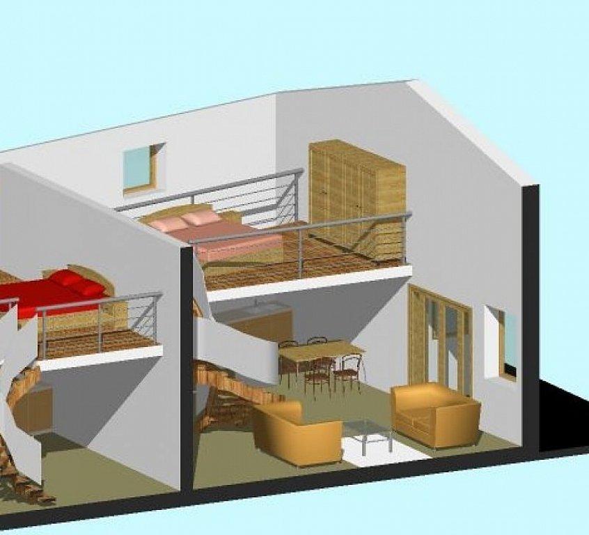 Loft/Open space in vendita a Riglione Oratoio, Pisa (PI)