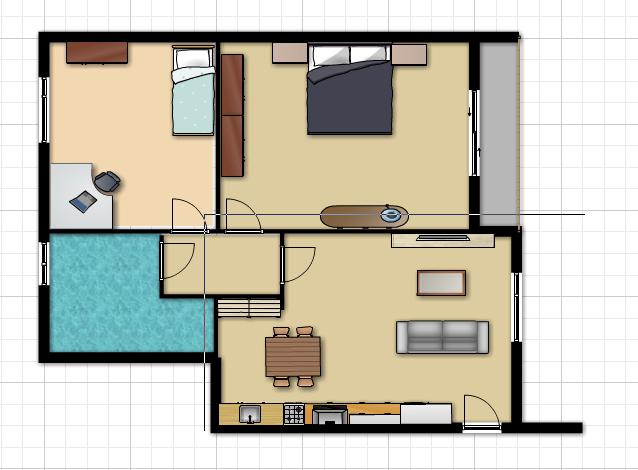 Appartamento in affitto, rif. A120