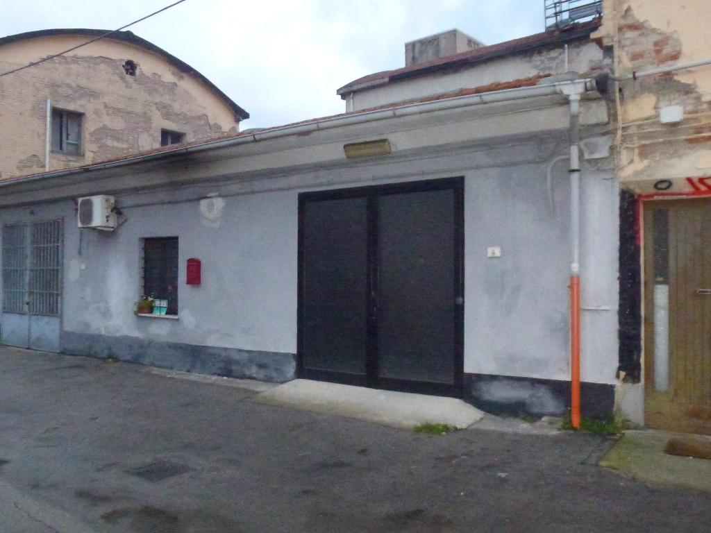 Capannone industriale in vendita a Santa Croce sull'Arno (PI)