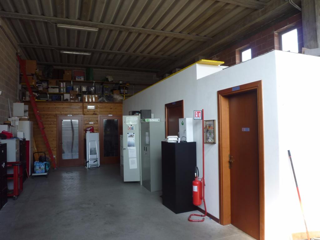 Capannone industriale in locazione a Pisa