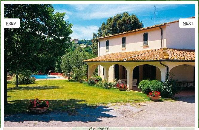 Villa in Vendita a Montaione