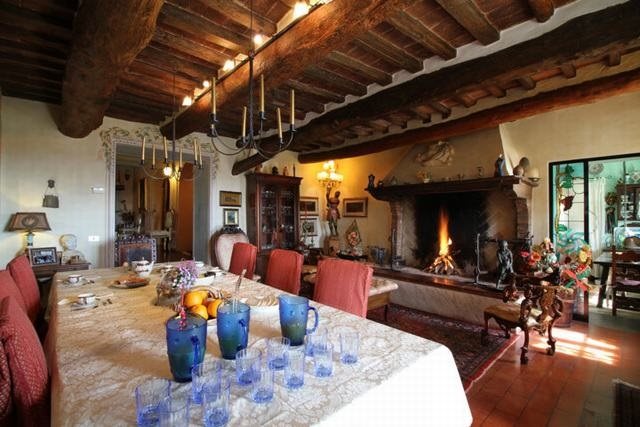 Rustico / Casale in vendita a Vicopisano, 12 locali, prezzo € 980.000   CambioCasa.it