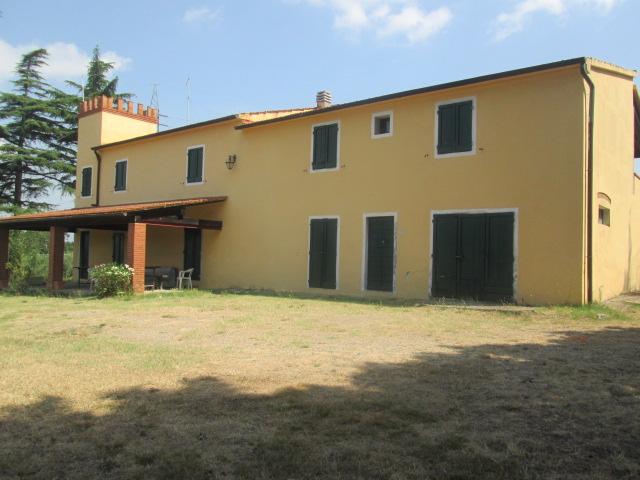 Azienda agricola in vendita a Cevoli, Casciana Terme Lari (PI)