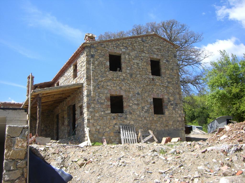 Casa singola in vendita a Boccheggiano, Montieri (GR)