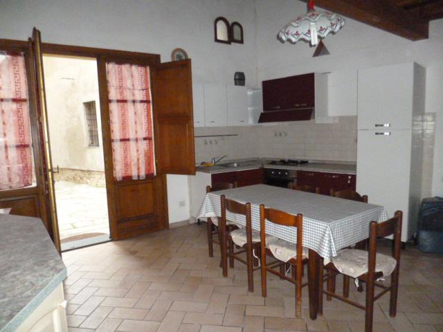 Casa semindipendente in affitto a Lugnano, Vicopisano (PI)
