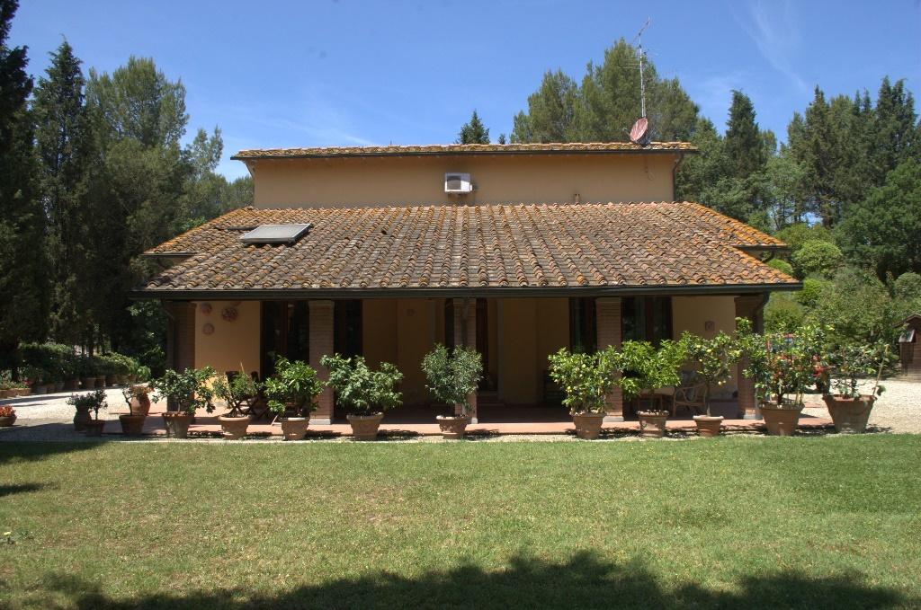 Villa singola a Castelfiorentino