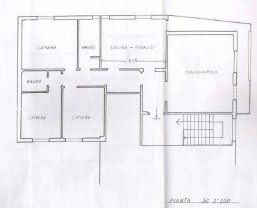 Appartamento in affitto, rif. DNA459/001