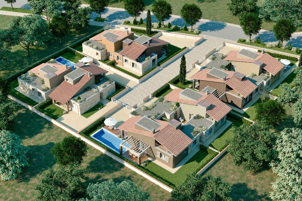 Villa singola in vendita a Oltrarno, Calcinaia (PI)