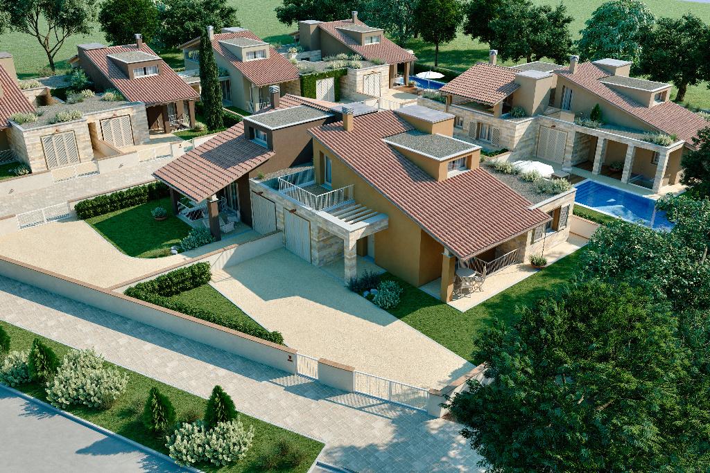 Villa singola - Oltrarno, Calcinaia (1/7)