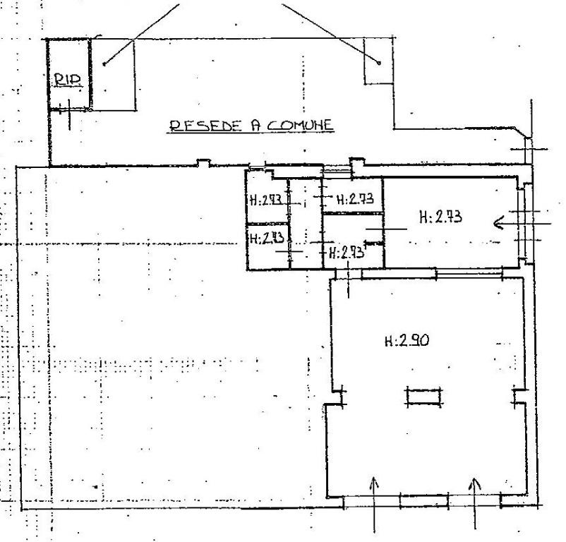 Negozio / Locale in vendita a Pisa, 3 locali, prezzo € 180.000 | Cambio Casa.it