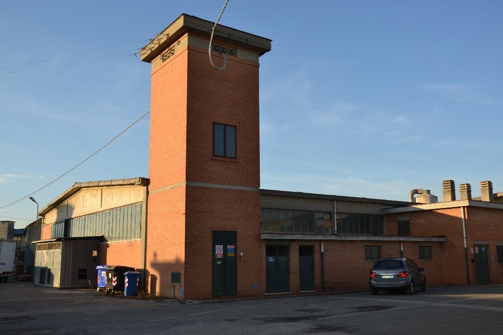 Capannone industriale in vendita a Casciana Terme Lari (PI)