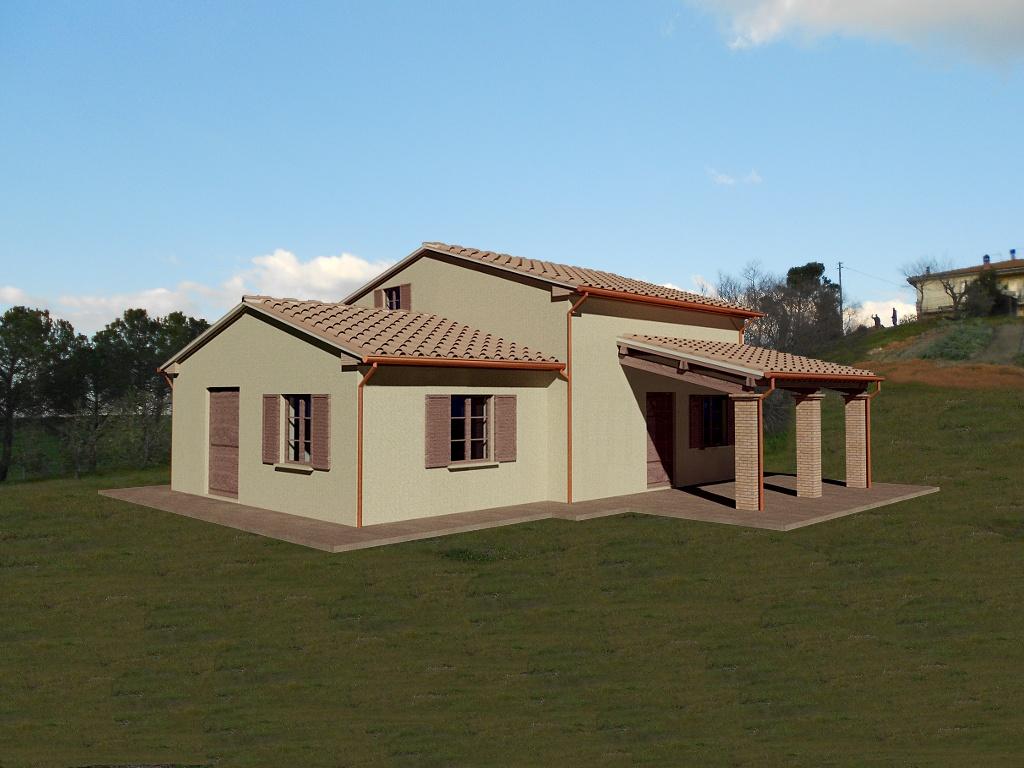 Casa singola in Vendita a Volterra (PI)