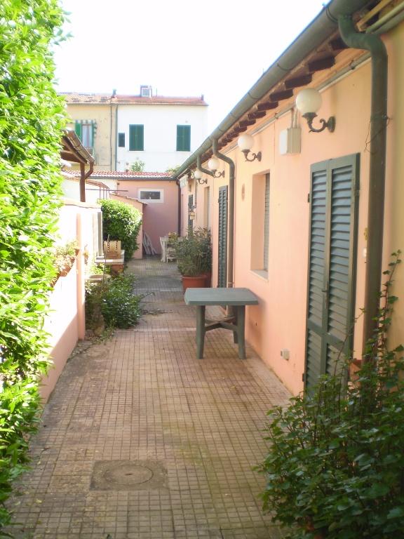 Viareggina in affitto vacanze a Pisa
