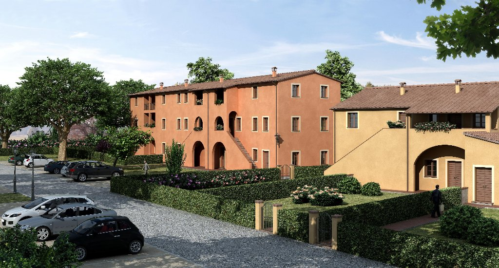 Soluzione Indipendente in vendita a Calcinaia, 5 locali, prezzo € 295.000 | CambioCasa.it